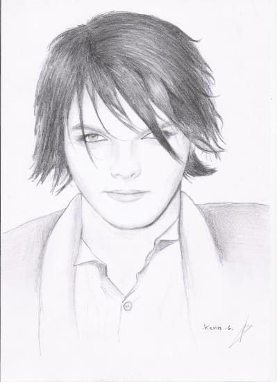 Gerard Way by ksnake
